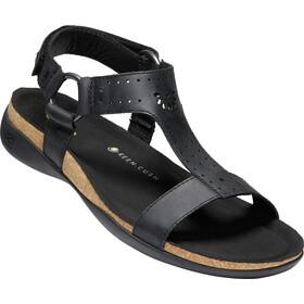 Keen Kaci Ana T-Strap Sandalen Dames, black